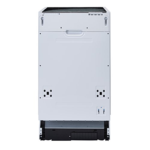 31CbR7VAp3L. SS500  - White Knight DW1045IA Fully A++ Integrated 10 Place Slimline Dishwasher in White
