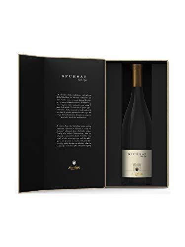 SFURSAT Carlo Negri Sforzato di Valtellina DOCG astuccio - Nino Negri - Vino rosso fermo 2016 - Bottiglia 750 ml