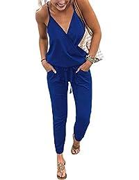 a54ec8f1680048 Amazon.de | Jumpsuits & Overalls für Damen | Große Auswahl