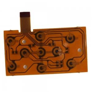 Keypad Keyboard Key Button Flex Cable Board for Nikon S2500