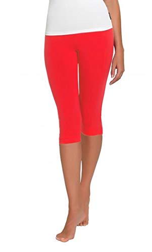 FUNGO Leggings Mujer 3/4 Pantalones Yoga