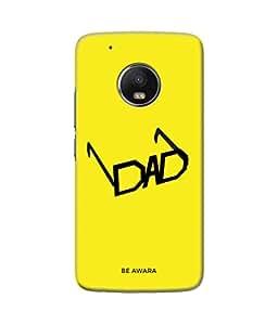 Be Awara Mother Love Designer Mobile Phone Case Back Cover For Moto G5