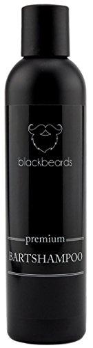 Produit pour barbe – Shampoing de qualité superieur – Blackbeards