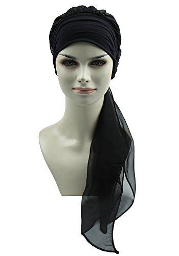 FocusCare Print - Kopftuch schal Chemo Frauen Kopfbedeckung turbane für krebspatienten
