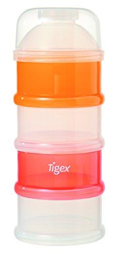 Tigex Caja dosificadora para bebés de leche