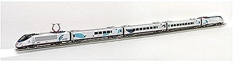 Bachmann 01204 Amtrak Acela DCC on Board Pantograph Set HO, 1204