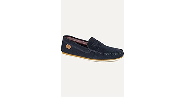 86662fd31ecf Lacoste Chanler 3 SRM Suede Loafers Casual Shoes in Blue