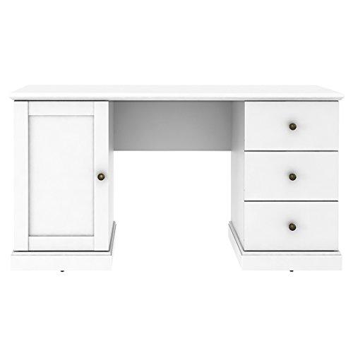 Furniture 247 - Schreibtisch - Weiß