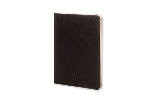 Moleskine MO1CCDA2BK 9.7' Folio Negro funda para tablet - Fundas para tablets (Folio, Apple, iPad Air 2, 24,6 cm (9.7'), Negro)