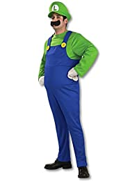 Super Mario Brothers-Kostüm - Mario oder Luigi