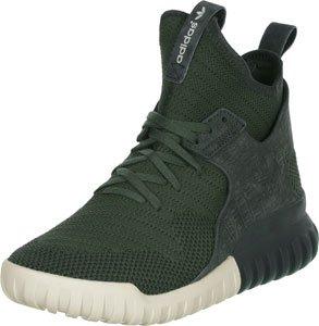 Adidas Originals Herren Tubular X Primeknit Sneaker Green E6KwJ