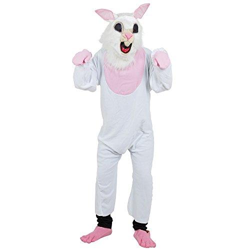 8Bunny Budget Kostüm, Mittel (Maskottchen Ostern Bunny Kostüme)