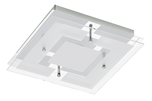 Plafoniera Led Bagno : Trango ip44 moderno luce da bagno a led plafoniera lampada