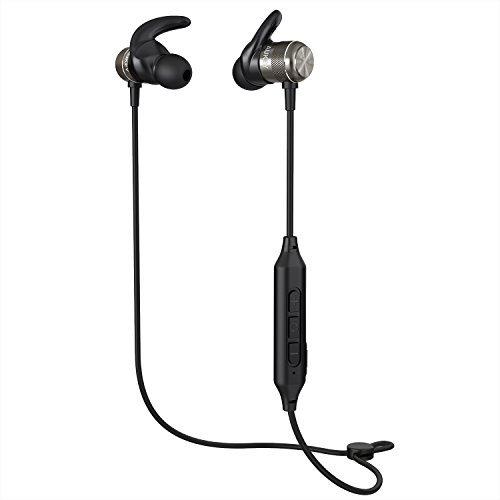 Aukey cuffie Bluetooth, ✅ 10,99€ invece di 25,99€ ✂️ Codice sconto: M3FRE8HY