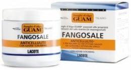 GUAM - TALASSO FANGOSALE DA 600 GRAMMI, cellulite, gonfiore, ritenzione idrica - [KIT CON SAPONETTA NATURALE QUIZEN IN OMAGGIO]