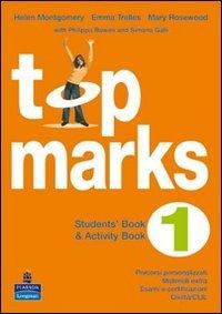 Top marks. Student's book-Activity book. Per la Scuola media. Con CD Audio. Con CD-ROM: 2