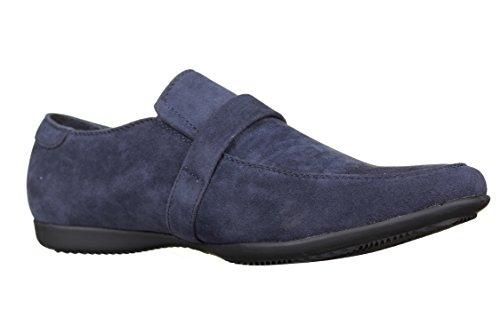 Reservoir Shoes Chaussure Derbie Milo Navy Bleu