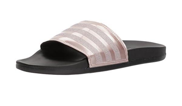 b85285738dcd adidas Women s Adilette Comfort Slide Sandal