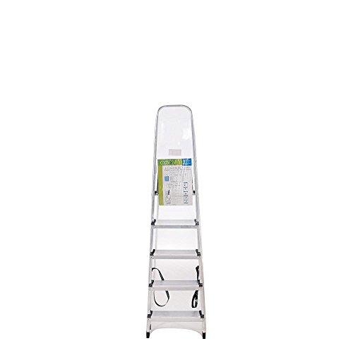 Oryx - Aluminium Home Step Ladder - 5 Steps
