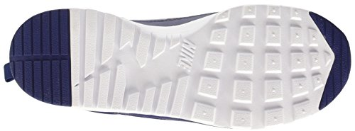Nike Damen Wmns Air Max Thea Print Sneakers Blau (402 LYL BL-UNVRSTY RD-WHITE)