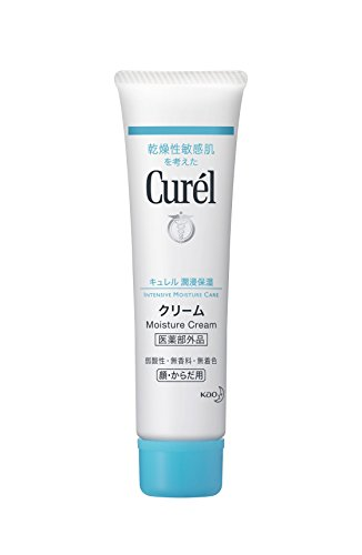 Kao Curel | Skin Care | Moisture Cream Tube 35g (japan import) [Badartikel]