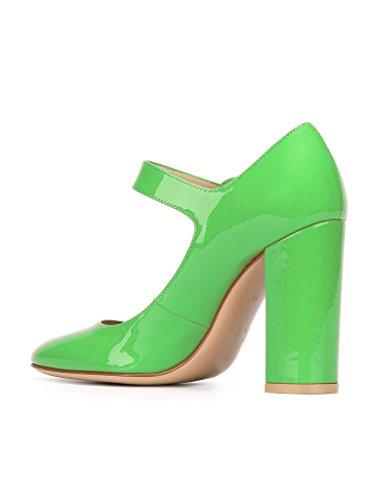 Anello I Pattini Cinghia Fine Nozze Caviglia Verde Pompa Ad Sposa Rotondo Mary Pattini Edefs Jane Donna Tacco 50xHAwqX7
