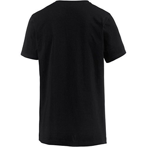 Cleptomanicx Herren T-Shirt Schwarz