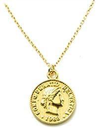 Suchergebnis Auf Amazonde Für Goldmünze Schmuck