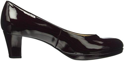 Gabor Fashion, Escarpins Femme Rouge (Lfs Natur 71)