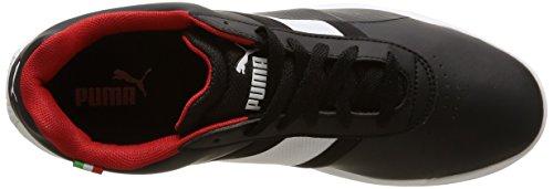 Puma - Pilota Tech Sf, Sneaker Uomo Nero (Nero (nero/bianco/nero))