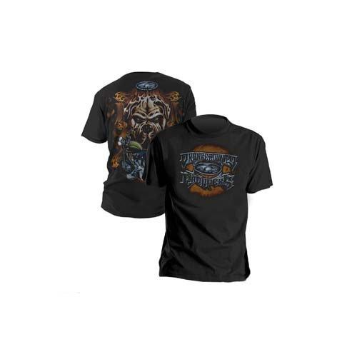 Orange County Choppers - T-Shirt Dog and Bike (in S)