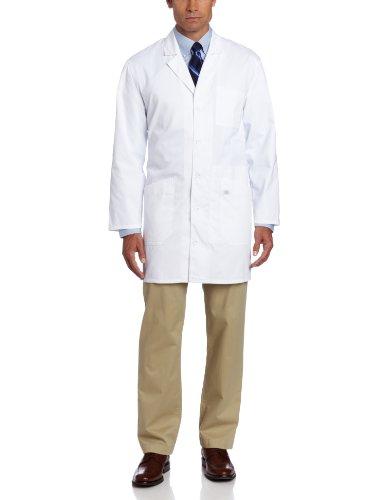 Dickies 94cm Unisex iPad Lab Coat, weiß, 83404 (Medical Scrubs Dickies)