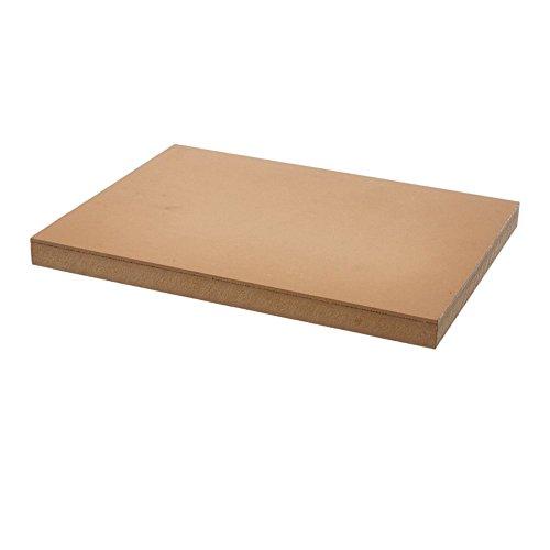 Speedball Linoleum Blocks, 8 x 10, Smoky Tan, 1