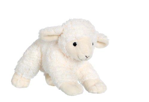 Gipsy 070351 - Peluche a forma di agnello, 20 cm, colore: beige