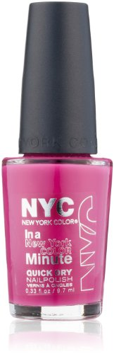 N.Y.C. IN A MINUTE QUICK DRY NAIL POLISH #238 MOMA