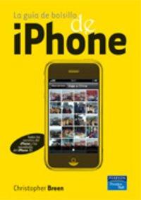 La guía de bolsillo de iphone (Guías de bolsillo)