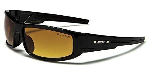 X-Loop lunettes lunettes de soleil de sport homme femme unisexe en plastique  de différentes a1a27ac8c3f1