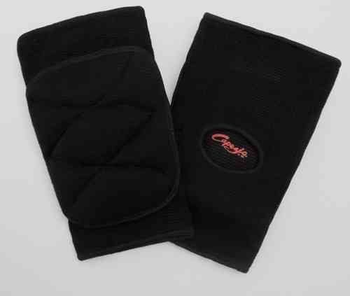 capezio-kp01-black-knee-pads-size-medium
