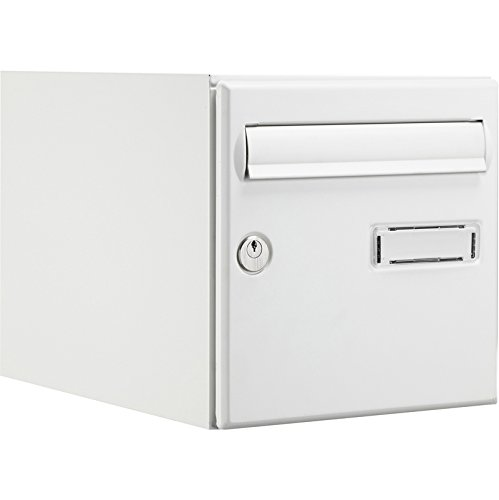 DECAYEUX- Boîte aux lettres empilable double face Blanc Expert Box 121623