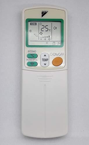 Ersatz-Fernbedienung ARC 433A87, ARC433A22, ARC 433A88 für Klimaanlagen Daikin, kompatibel mit Serie ARC433A und ARC433B -