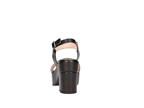 Martina B. 0265/50 Sandalo Tacco Donna Nero