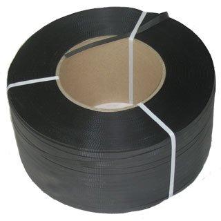 2 Rollen = 6000 m Umreifungsband, 12 mm / Extra Sarke Ausführung