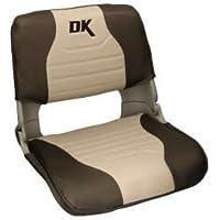 Deka Skipper Deluxe Boot silla para tu Angel Boot * * * NUEVO * * * Gran comodidad. * * * einklapp Bar * * * extraíble vinilo Funda, Charcoal / Grey