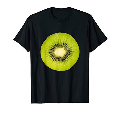 Fasching Karneval Kostüm Kiwi Obst Frucht Fastnacht T-Shirt