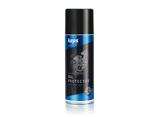 Impermeabilizzante spray per proteggere scarponi da montagna da acqua, macchie d'olio e neve