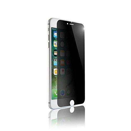 QDOS Optiguard Anti-Glare iPhone 71pc (S)-Screen Protectors (Anti-Glare Screen Protector, Mobile Phone/Smartphone, Apple, iPhone 7, Glass, Portrait) Iphone Anti Glare Screen Protector