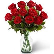 ramo de rosas rojas frescas flores a domicilio envio urgente h