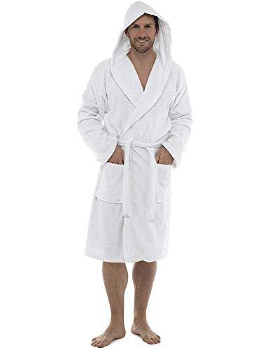 CityComfort Bata De Baño Hombres | Albornoz De Toalla