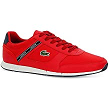 11d5140951e Lacoste - Baskets Lacoste Menerva Sport 119 2 CMA Red NVY - 737CMA0064RS7