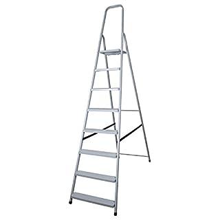 Abbey Steel Step Ladder 8 Tread